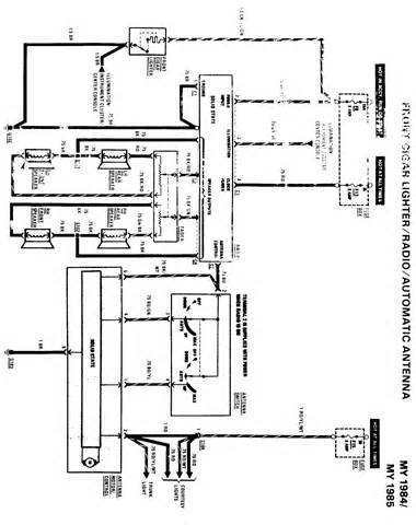 mercedes wiring diagrams 1982 mercedes wiring diagrams mifinder co