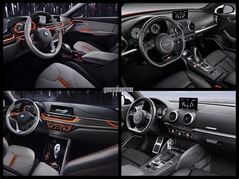 Bmw 1er Coupe Oder Limousine by Image Comparison Bmw 1 Series Sedan Vs Audi A3