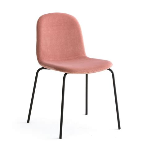Chaise Velours by Chaise Velours Tibby Am Pm La Redoute