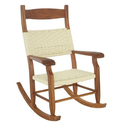 rocking chair bench furniture hatteras outdoors rocking chair oatmeal duracord