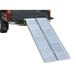Ramp master 174 94057 1200 lb capacity convertible aluminum loading ramp