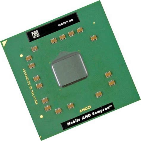 Amd Sockel 754 by Amd Smn2800bix3ba 1 6ghz 256 Kb Socket 754 Mobile Sempron 2800 Cpu Processor