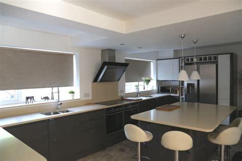 modern kitchen blinds home design