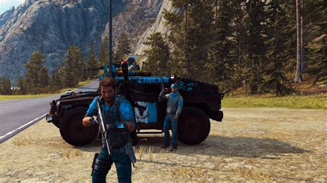 a more rebel just cause 3 mods