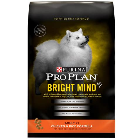 purina senior food purina pro plan senior chicken rice 16 lb