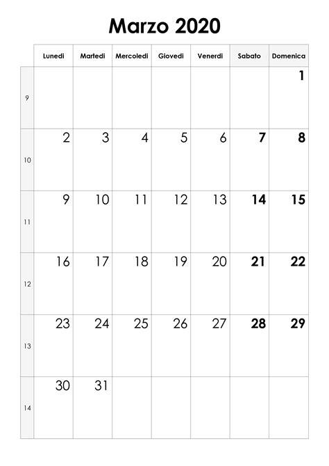 calendario marzo  calendariosu