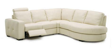 Palliser Sectional Sofa Palliser Push Contemporary Dual Reclining Sectional Sofa Olinde S Furniture Reclining