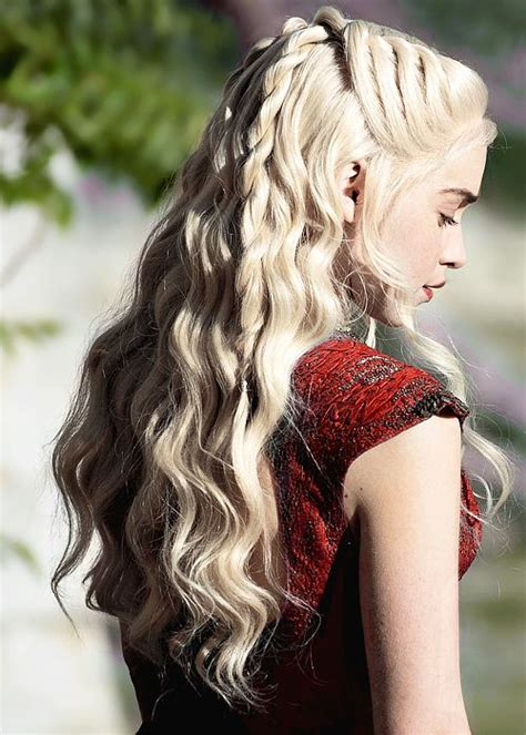 Amazing Hairstyles Games | game of game of thrones and daenerys targaryen on pinterest