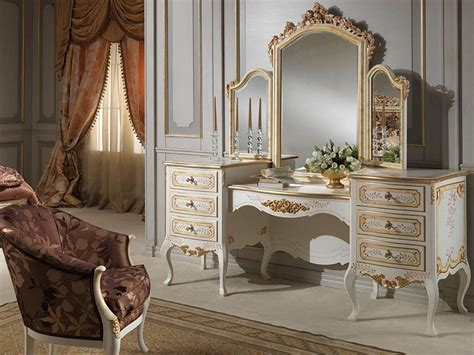 Practical Chelsea Bedroom Vanity With Mirror For Feminine Look Dressing Wooden Table The Best Wood Furniture