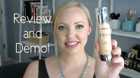 Review Sheer Wash By Lorac by Review Lorac Sheer Porefection Foundation