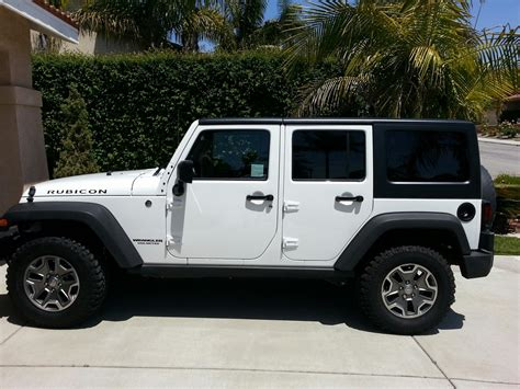 rubicon jeep white jeep rubicon white 2013 imgkid com the image kid