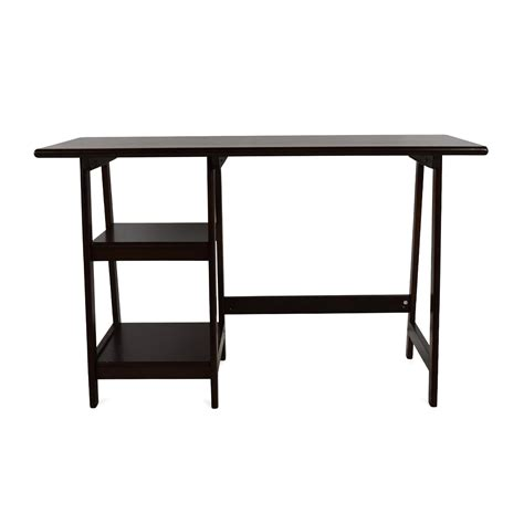 Brown Office Desk 81 Brown Wood Home Office Desk Tables