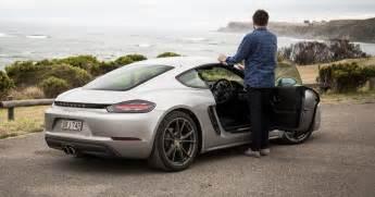 Porsche Cayman S Price Australia 2017 Porsche 718 Cayman S Review