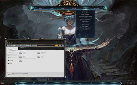 theme windows 10 league of legends league of legends windows update by yorgash on deviantart