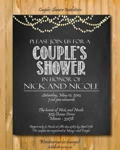 diy couples wedding shower invitations printable couples shower invitation custom invitation custom chalkboard invite 2263771