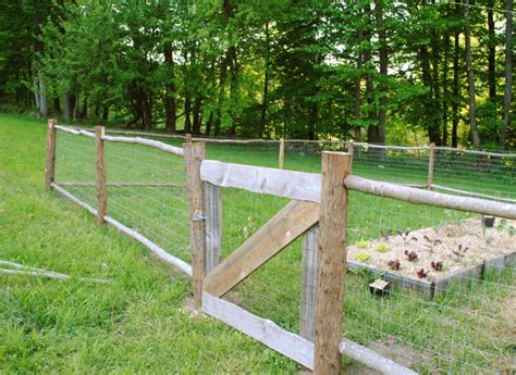 enolivier com vegetable garden with fence as long as the little dog blog building a garden fence part 2