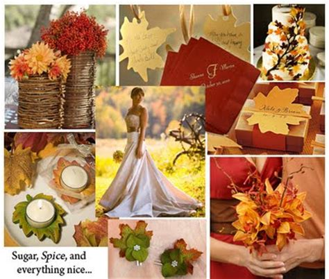 september decorating ideas fashion and stylish dresses blog fall themed wedding ideas