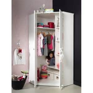 armoire d angle blanc av poign 233 es cesablck04