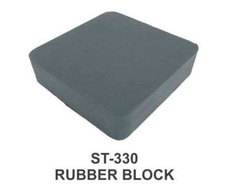 rubber sts inc paruu 174 rubber block for jewellers 6x4x1 quot st330 6x4x1