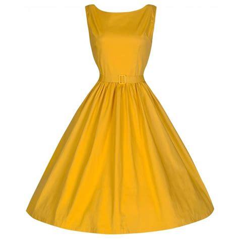 yellow swing dress 25 best ideas about 1950s swing dress on pinterest