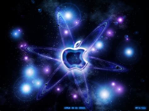 wallpaper apple space space apple wallpapers and images wallpapers pictures