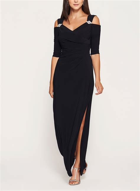 Dress Jersey Dress Jersey3 cold shoulder jersey dress