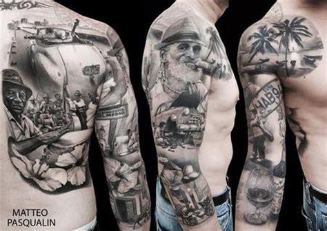 cuba tattoo by matteo pasqualin tattoonow