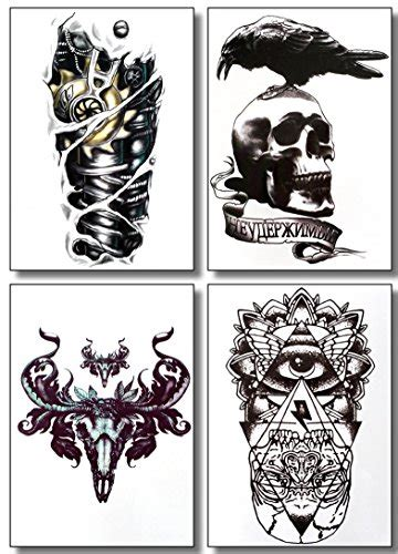 tattoo stickers online uae large temporary tattoos for guys for men teens fake