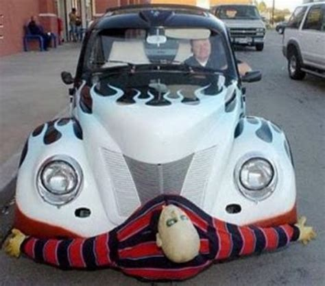 funny  weird cars modification  gallery christine odonnell