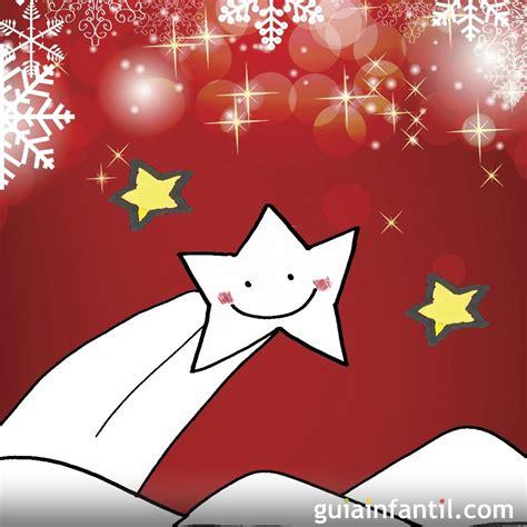 imagenes de navidad para niños dibujo de navidad para ni 241 os estrella fugaz