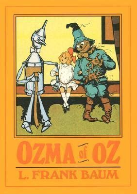 ozma of oz large print books ozma of oz l f baum 9780688066321