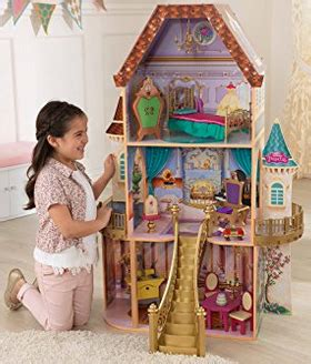 enchanted doll house kidkraft belle enchanted dollhouse 66 39 best price
