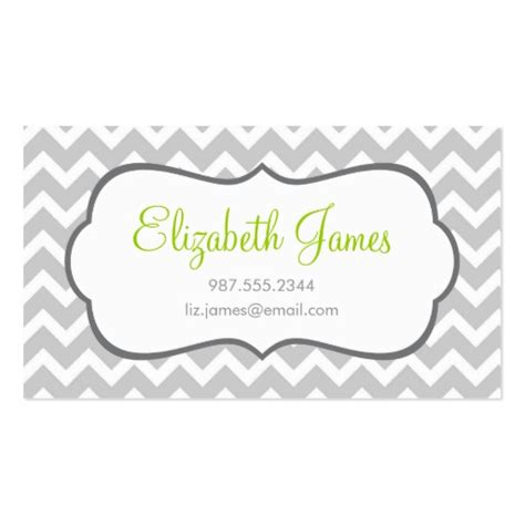 multicolor chevron bussiness card template monogram business card templates bizcardstudio