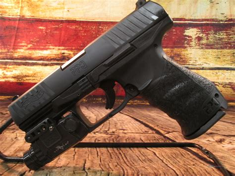 walther ppq laser light walther ppq with viridian laser light holster for sale