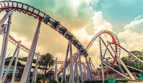 theme park united states most popular theme parks by attendance worldatlas com