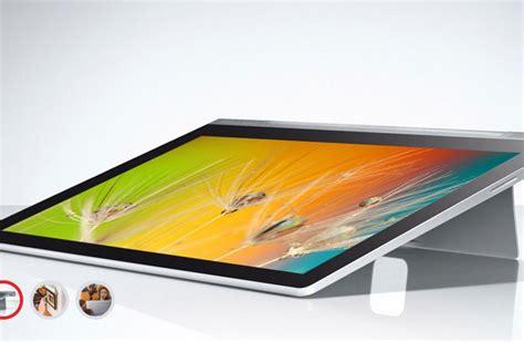 Tablet Lenovo Di Indonesia lenovo tablet 2 dan 3 pro debut di indonesia teclovers