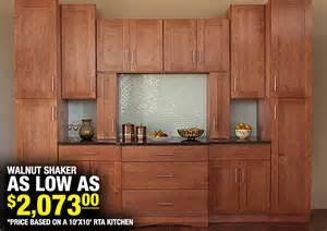 walnut shaker kitchen cabinets walnut shaker in stock kitchens
