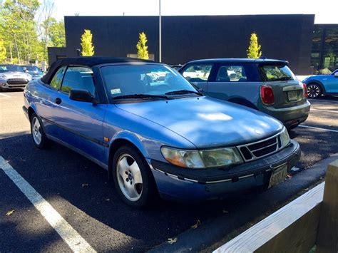 classic saab curbside classic 1997 saab 900 se turbo as good as it gets