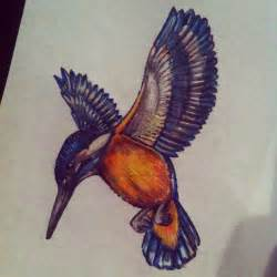 kingfisher tattoo designs 35 best images on ideas bird