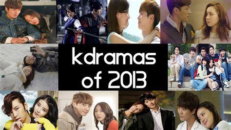 dramacool korean drama top 10 best 2013 korean dramas giveaway top 5 fridays