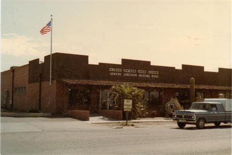 Arizona City Post Office by Apache Junction Az Post Office Photo Picture Image