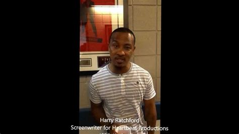 kevin hart harry harry ratchford screenwriter for heartbeat productions