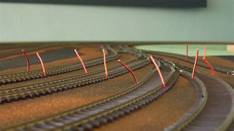 model railway wiring dcc wiring rudysmodelrailway
