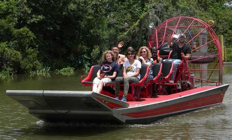 fan boat rides new orleans jean lafitte sw tours new orleans sw airboat tours