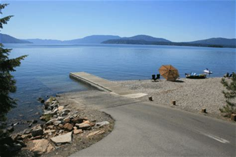 boat launches near buoy 10 access to outdoors lake pend oreille bonner kootenai