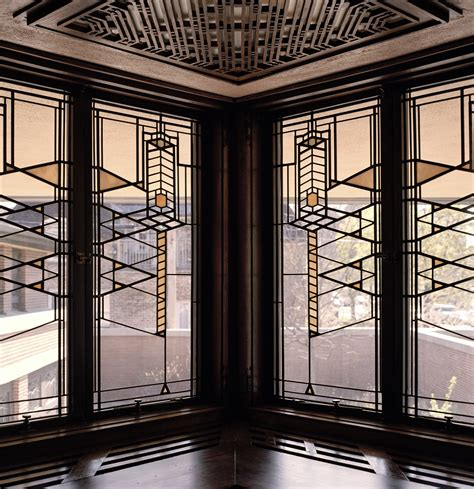 robie house windows stained glass artistry inspiration on pinterest stained glass win