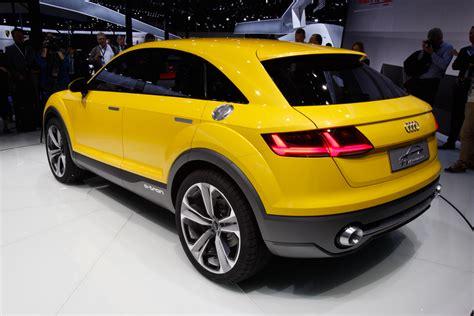 Audi Familie by Audi Plans Tt Family Expansion