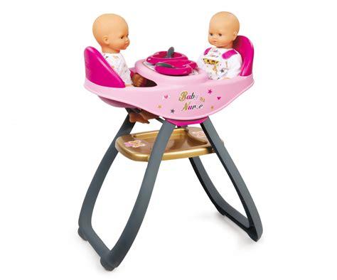 chaise haute jumeaux bn chaise haute jumeaux baby accessoires de