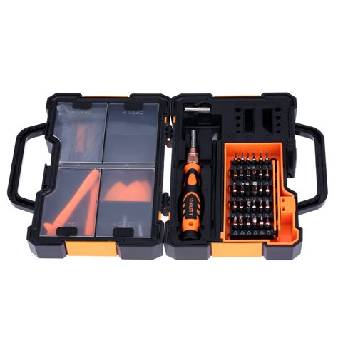Jakemy 66 In 1 Profesional Screwdriver Set Jm 6098 jakemy jm 8152 44 in 1 professional precise screwdriver set multi repair tool kit electronic