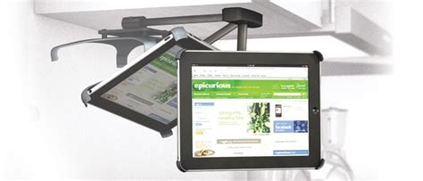 griffin release kitchen cabinet mount for tech on